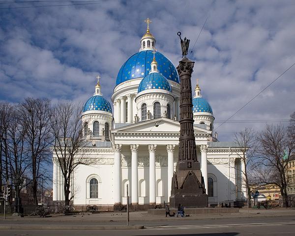 Картинки по запросу свято-троицкий измайловский собор (санкт-петербург)