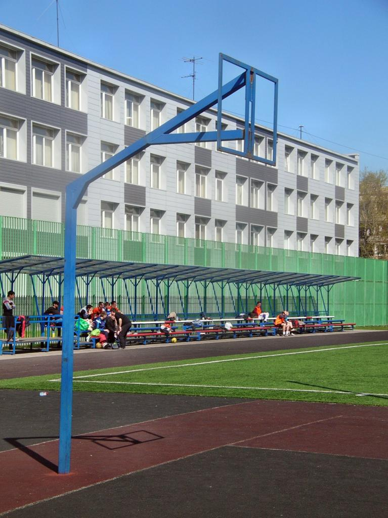 видно школа 305 фрунзенского района атака кабачков мой
